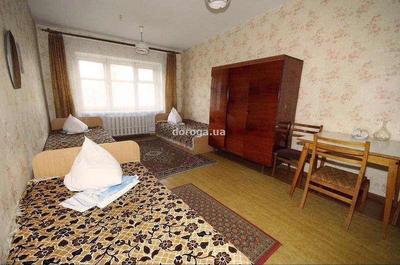 Гостиница Витязь