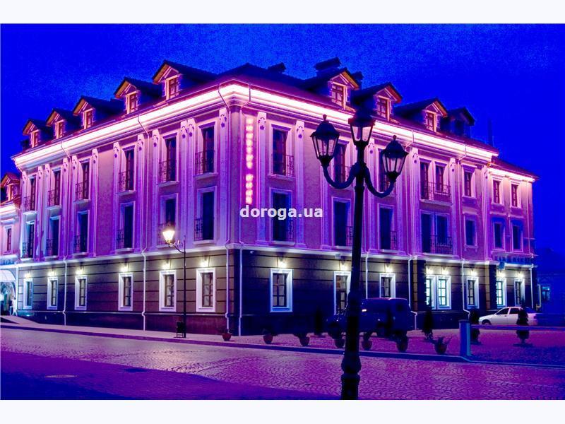 Отель Рейкарц Каменец-Подольский