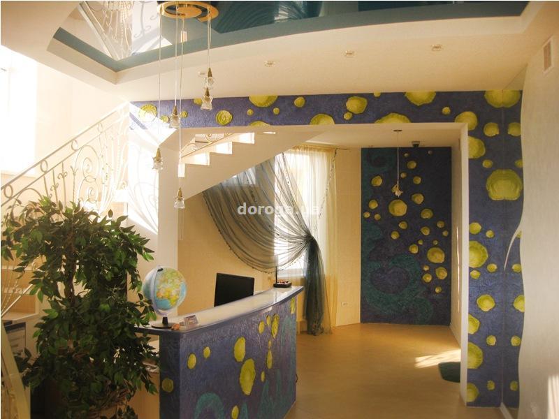 Отель Азовская Ривьера