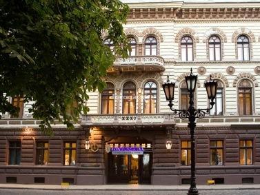 Гостиница Лондонская