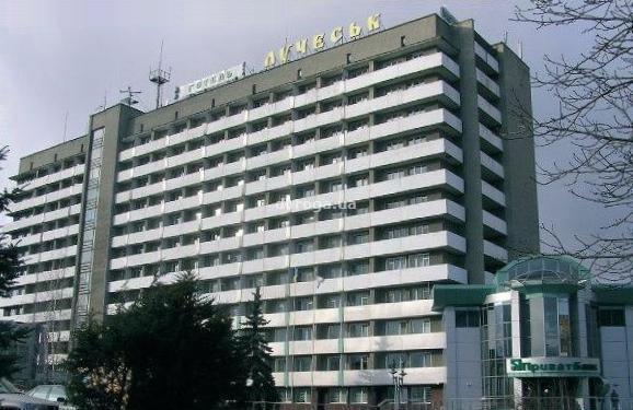 Гостиница Луческ