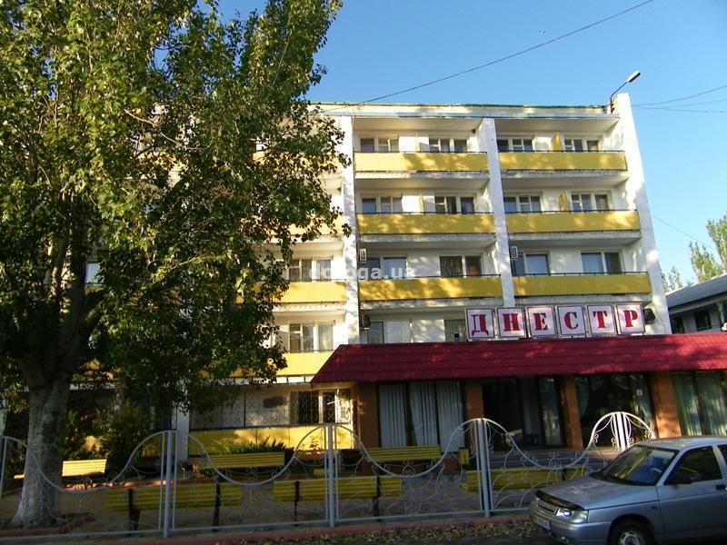 Гостиница Днестр