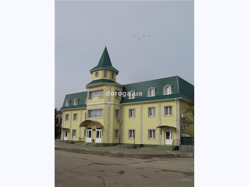 Гостиница Замок Рода