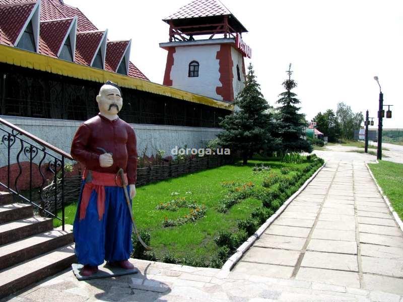 Гостиница Казацкая застава