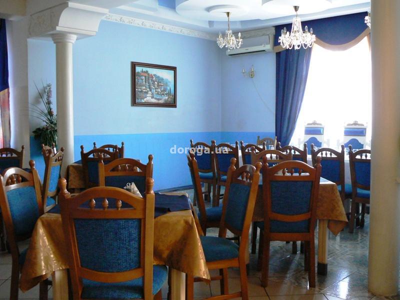 Гостиница Заман