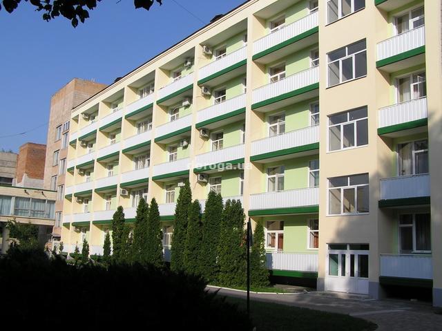 Санаторий Березовый гай