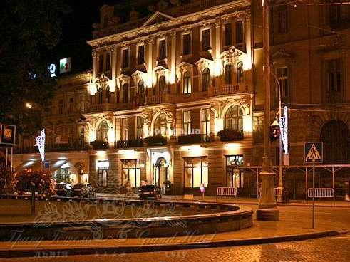 Отель Гранд Отель