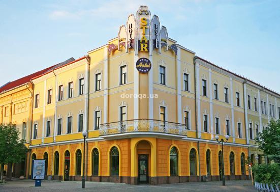Отель Стар
