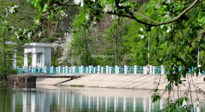 Санаторий Пуща-Озерная