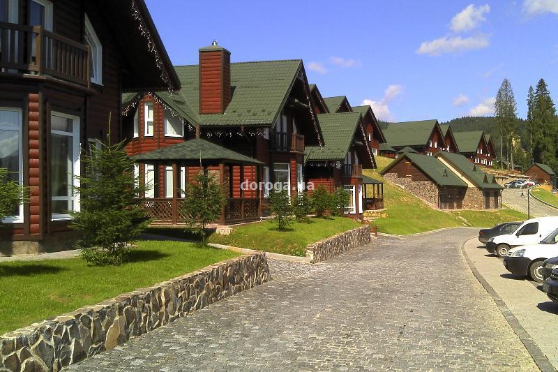Отель Буковель