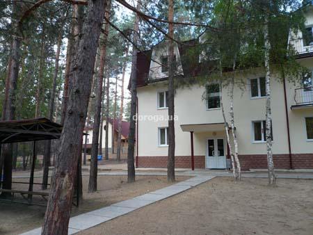 База отдыха Березка
