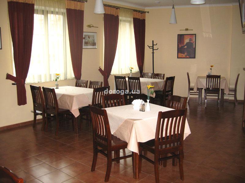 Гостиница Леон