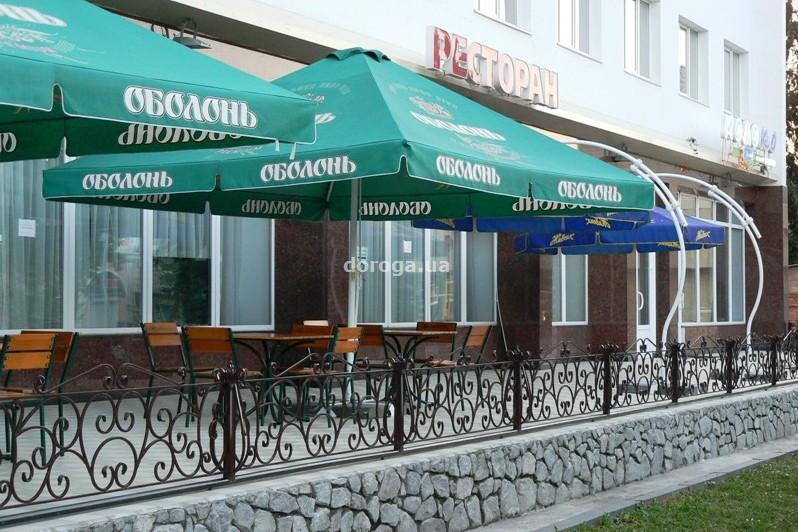 Гостиница Лубны