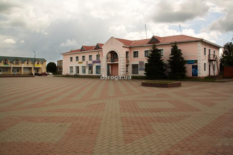 Гостиница Полесье
