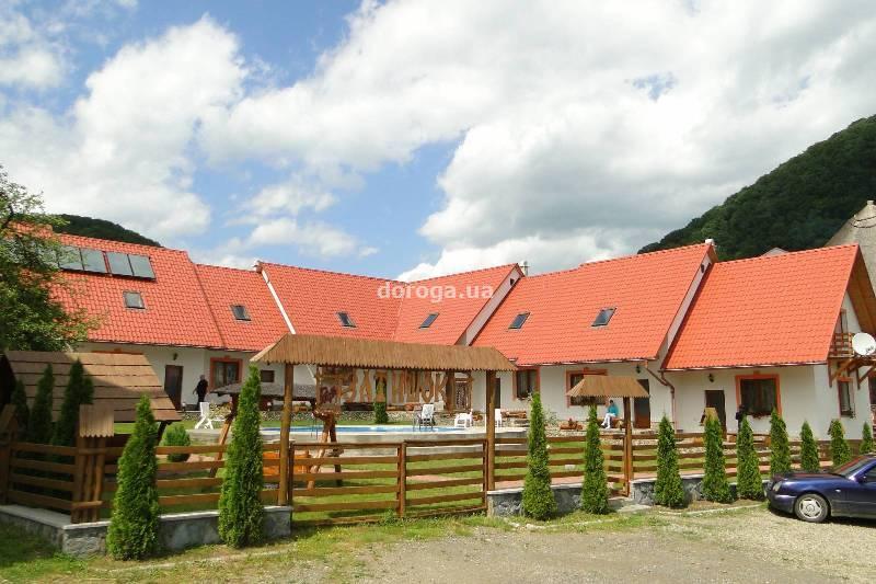 Отель Затышок