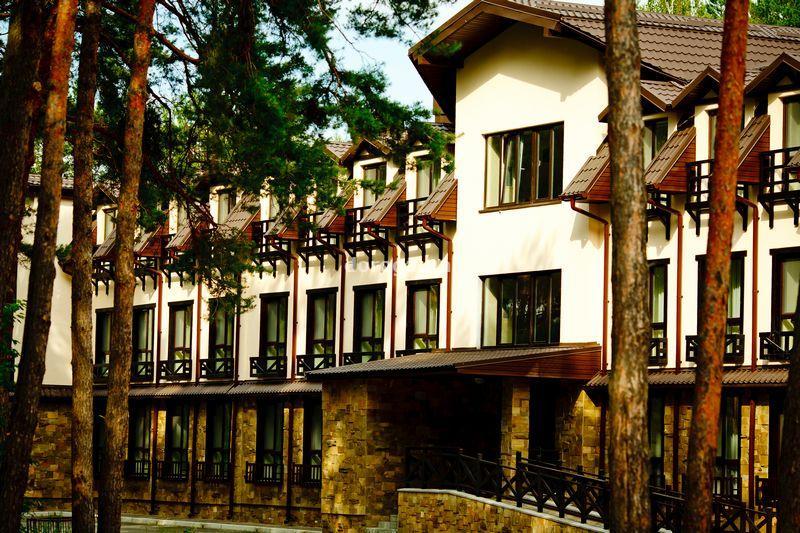 Отель Вита Парк Шишкин