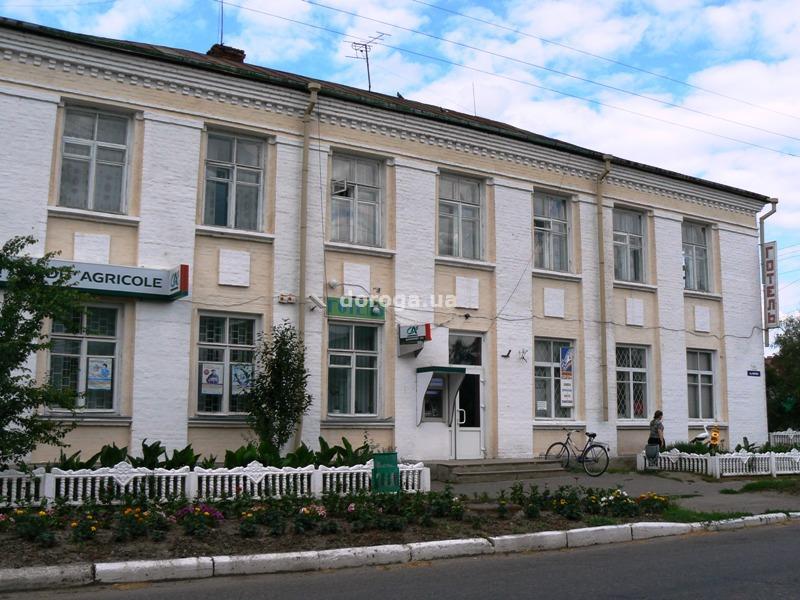 Гостиница Котельва