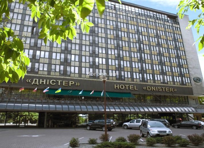 Отель Днестр