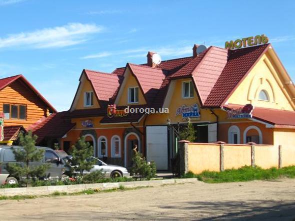 Мотель Аквамарин
