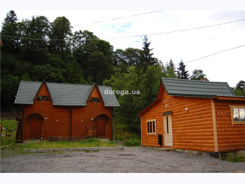 Гостиница Водограй