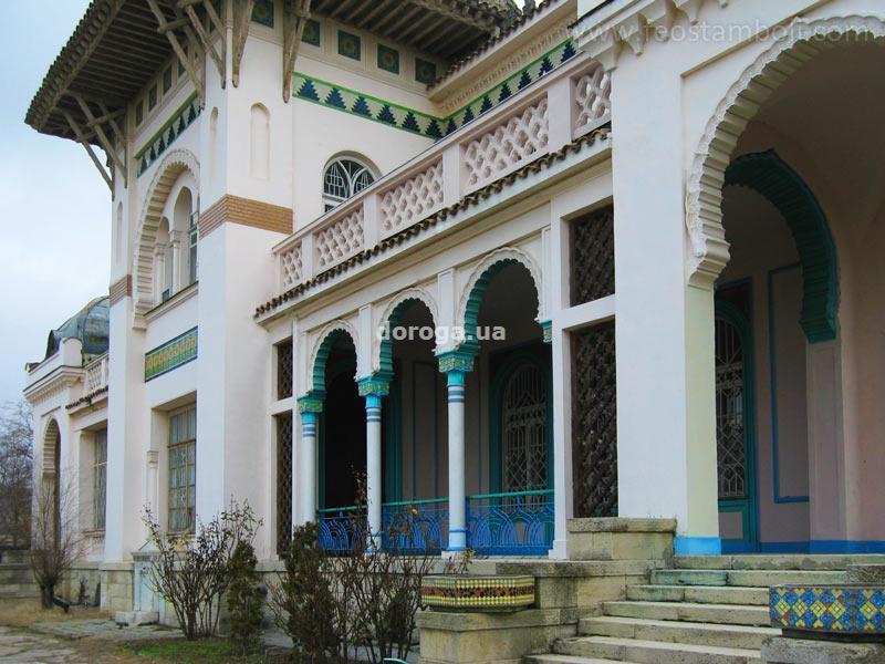 Гостиница Дача Стамболи