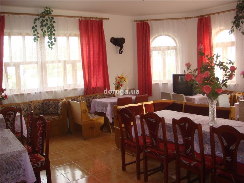 Гостиница Долина Роз