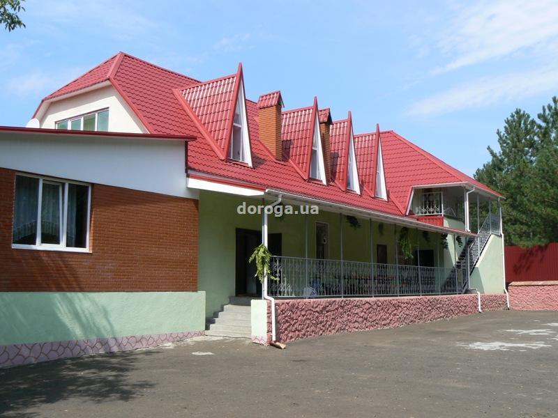 Мотель Гостиный двор