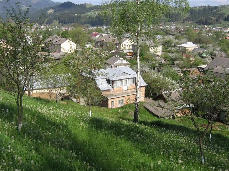 Частный пансион В горах