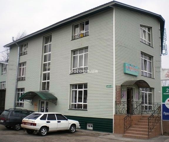 Отель 4 сезона
