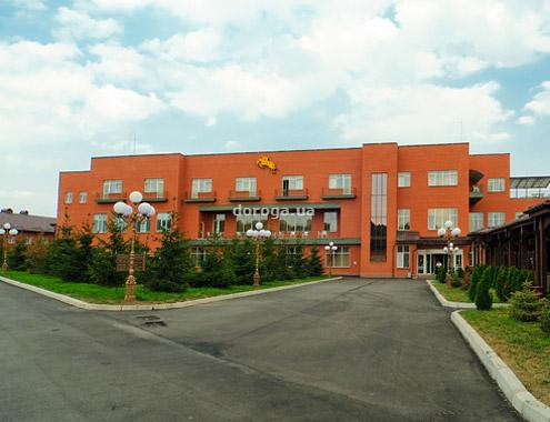 Гостиница Парад Аллюр