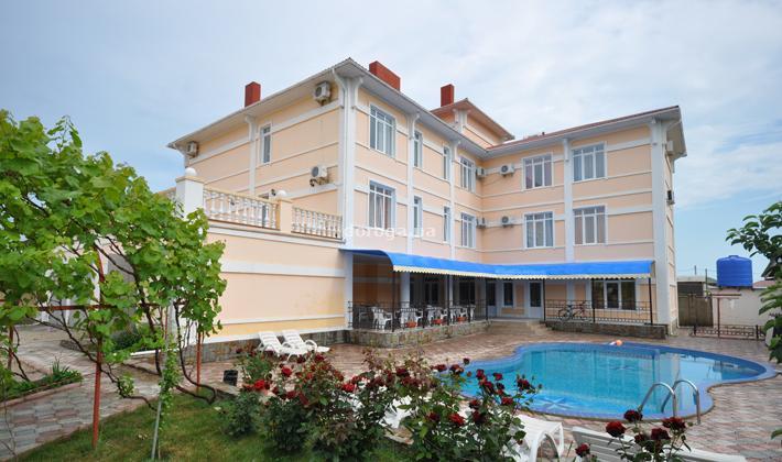 Мини-отель В гостях у Есаула