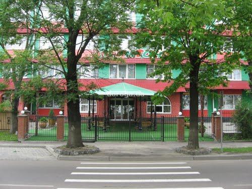 Отель НТОН