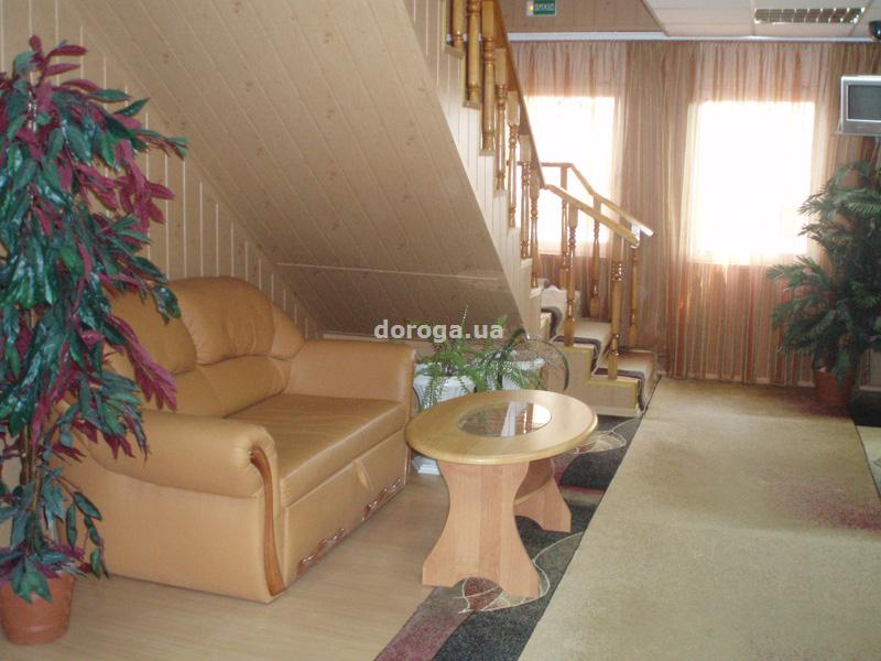 Отель Лесной