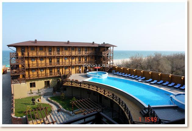 Отель Диодон