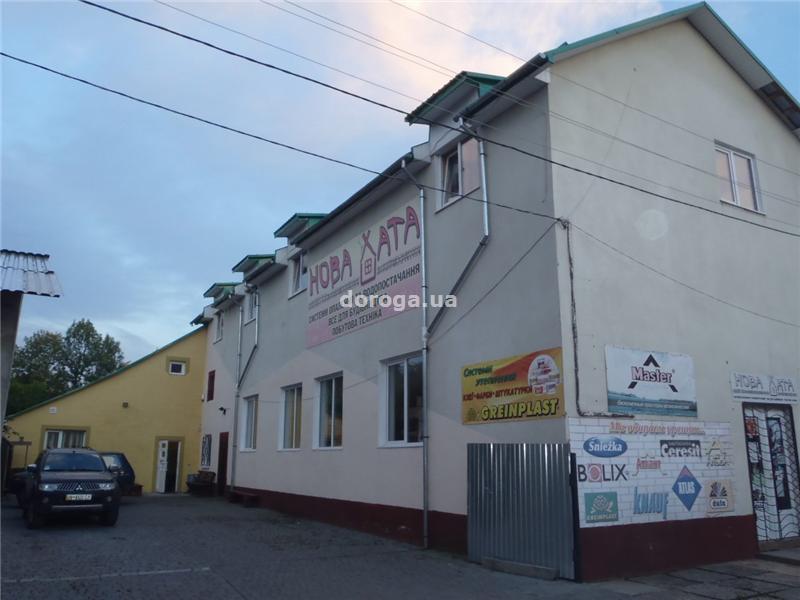 Мини-отель Новая хата