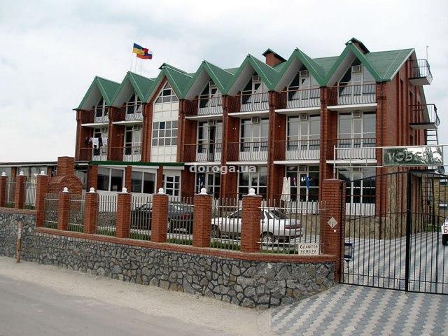 Гостиница Мовсес