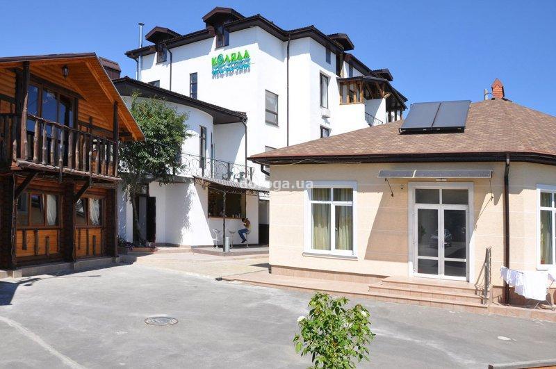 Отель Коляда