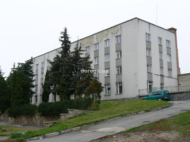 Гостиница Вилия