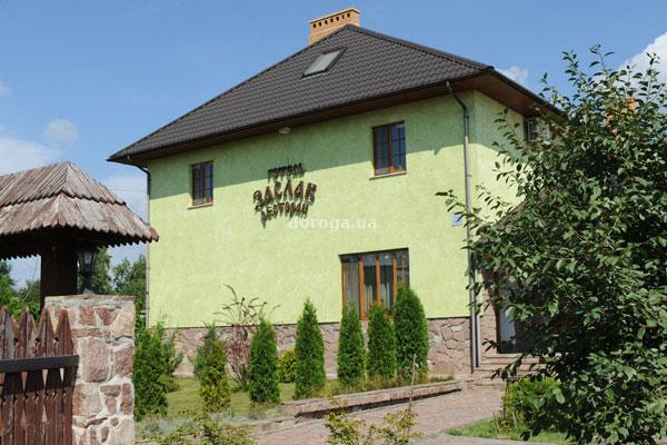 Гостиница Заслав