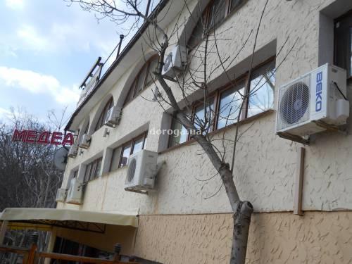 Гостиница Медеа
