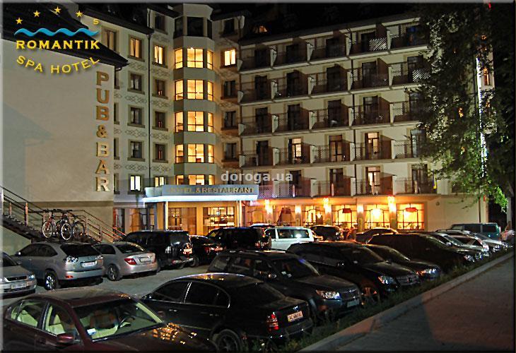 Отель Романтик