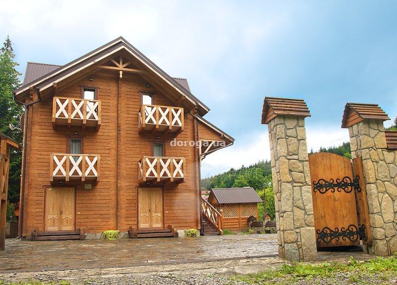 Мини-отель На пеньках
