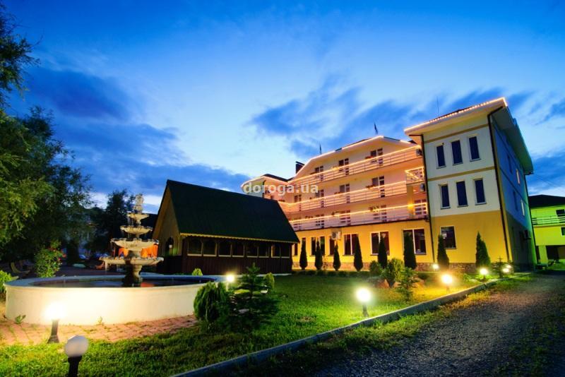 Отель Континент