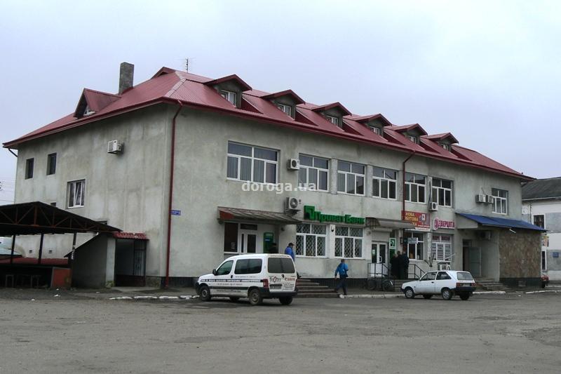 Гостиница Комарик