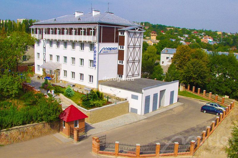 Гостиница Мариот Медикал Центр