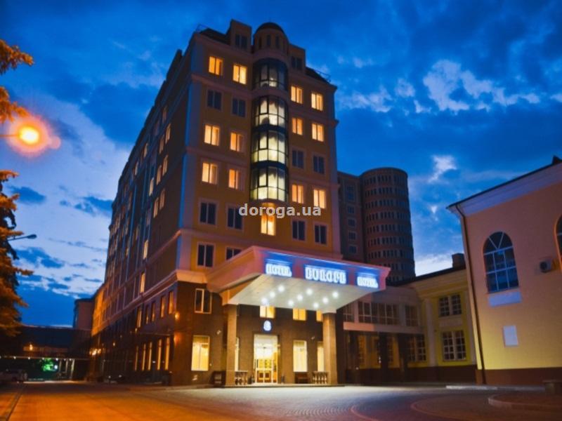 Отель Рейкарц Европа
