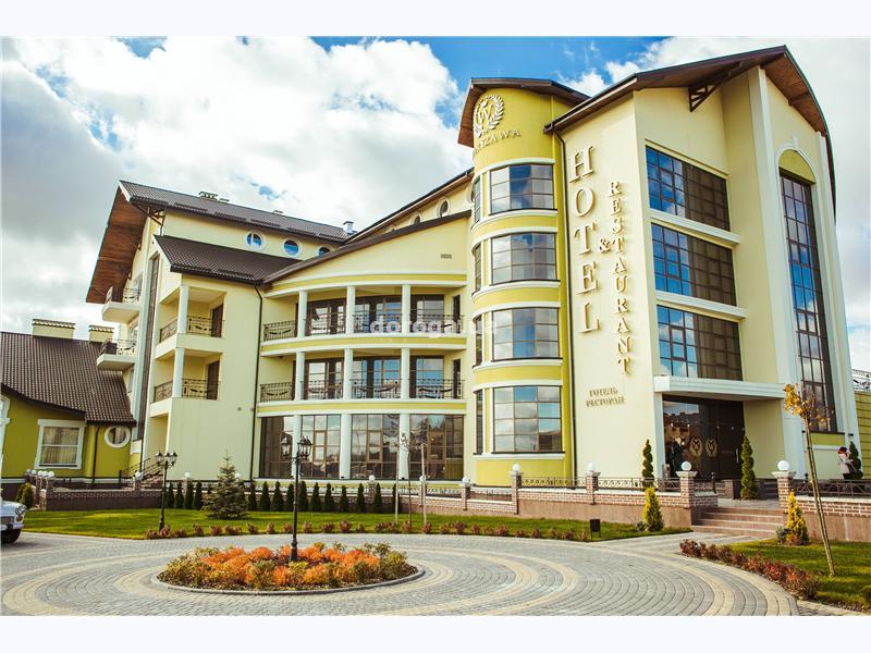 Отель Варшава