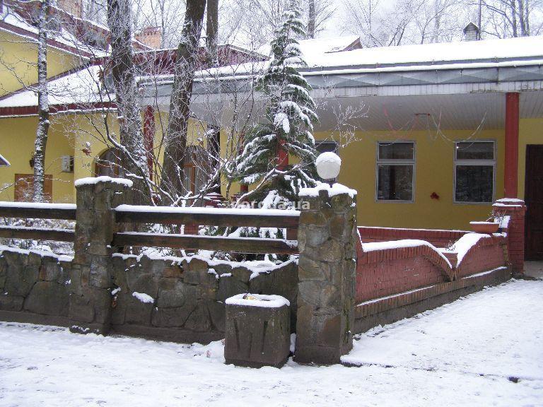 Гостиница Лисова Перлина