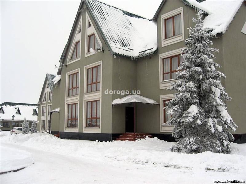 Отель Водяники