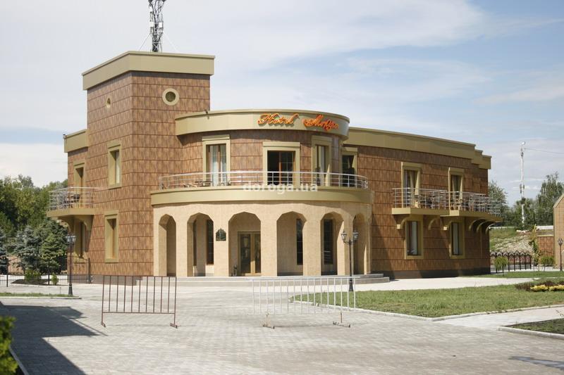 Гостиница Монарх